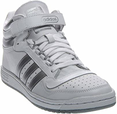 adidas New Concord Ii Mid White/Silver