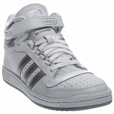 moins cher 8b11c a0e1f adidas New Concord Ii Mid White/Silver (F37261)