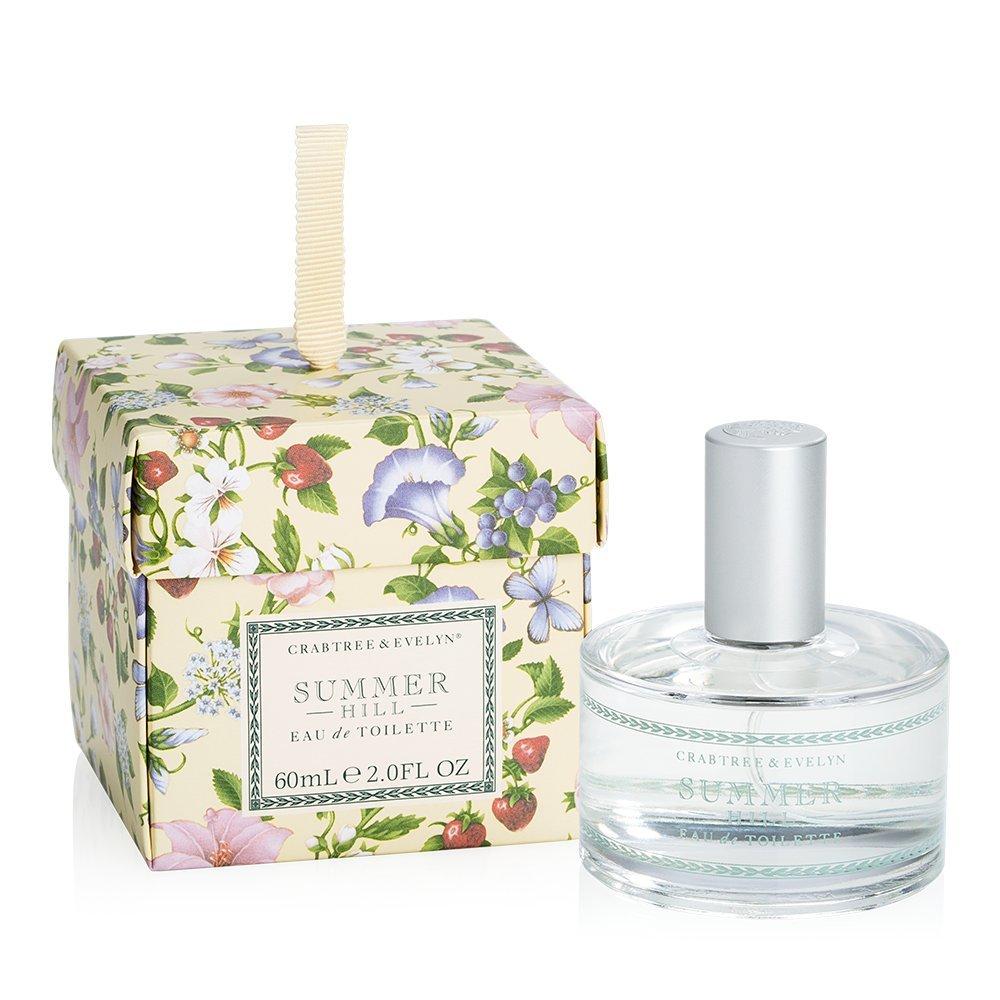 Crabtree Evelyn Eau De Toilette Summer Hill 2 Fl Oz Parfum Riject Luxury Beauty