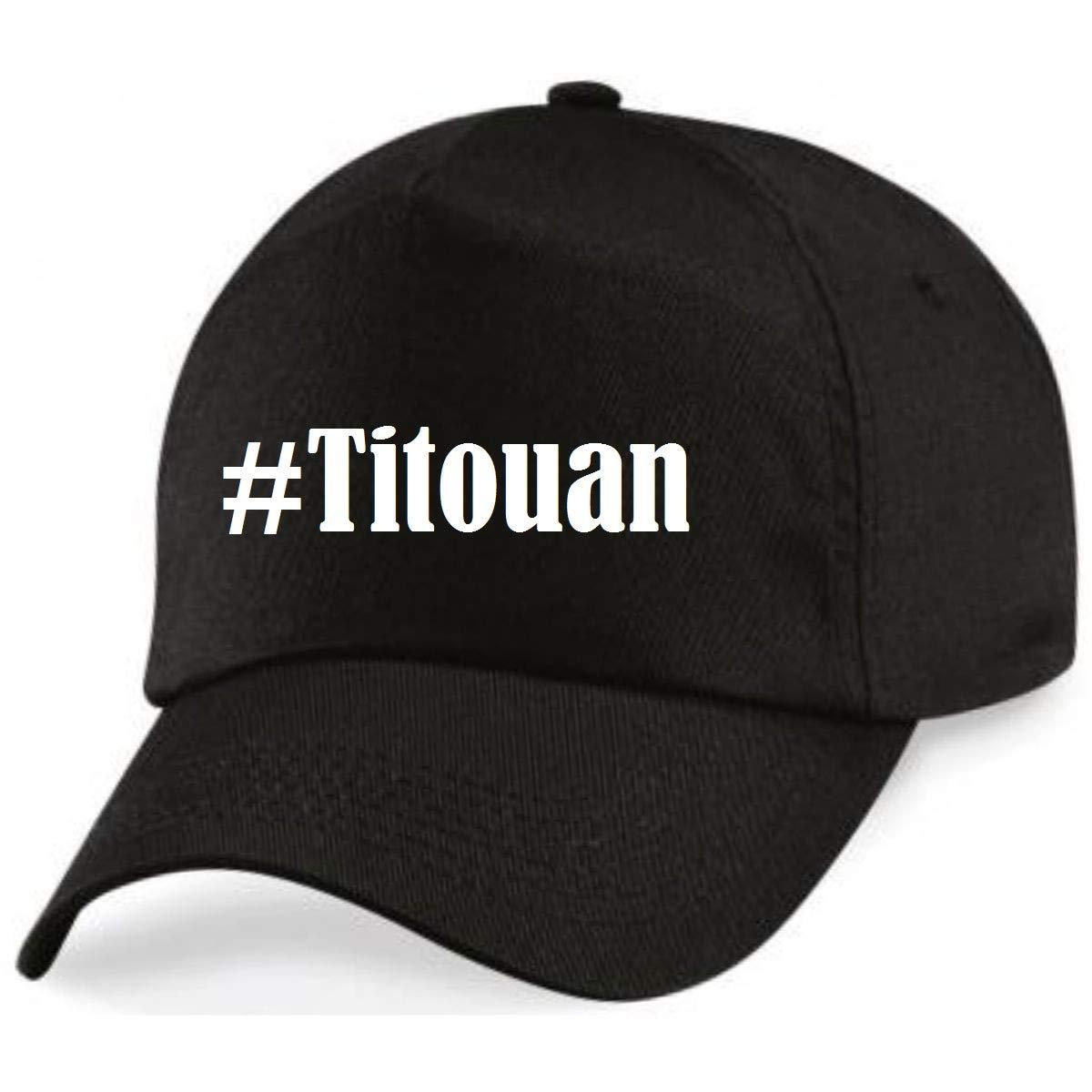 Casquettes de Baseball #Titouan Hashtag Diamant Social Network Basecap pour Les Hommes Femmes Gar/çon /& Fille en Noir