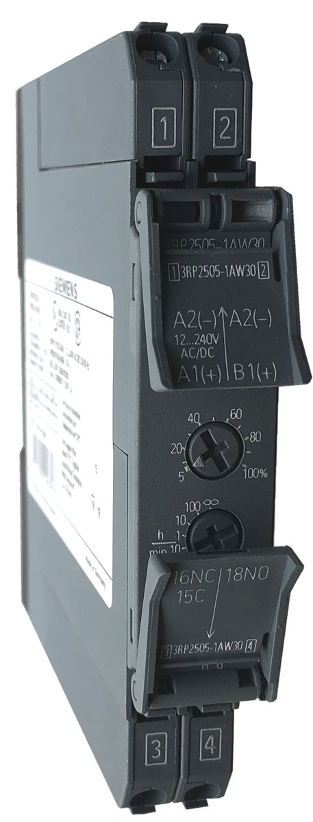 Siemens 3RP2505-1AW30 Multi-Function Timing Relay