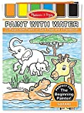 Melissa & Doug Safari: Color with Water Only Art Activity Pad + FREE Scratch Art Mini-Pad Bundle [31752]
