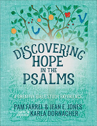 Price comparison product image Discovering Hope in the Psalms: A Creative Bible Study Experience
