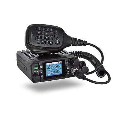 Rugged Radios ABM25 Waterproof 25 Watt Dual-Band Amateur Mobile Radio: Car Electronics