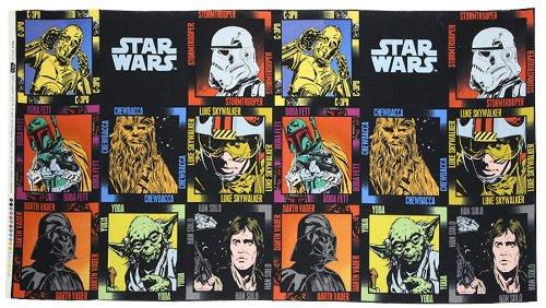 1/2 Yard - Star Wars