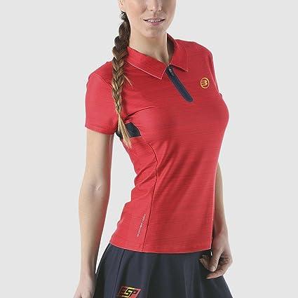 Bull padel Camiseta Sechia (L): Amazon.es: Deportes y aire libre