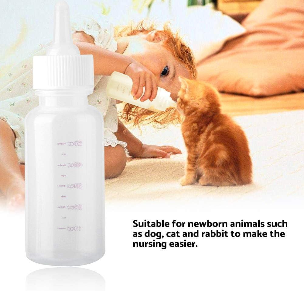 Biberones para Animales, Perro Gato Leche Botella de alimentación ...