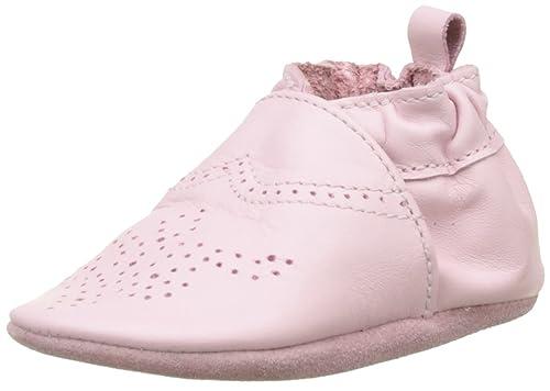 cc6b5b39 Robeez Baby Girls' Chic & Smart Low-Top Slippers: Amazon.co.uk ...
