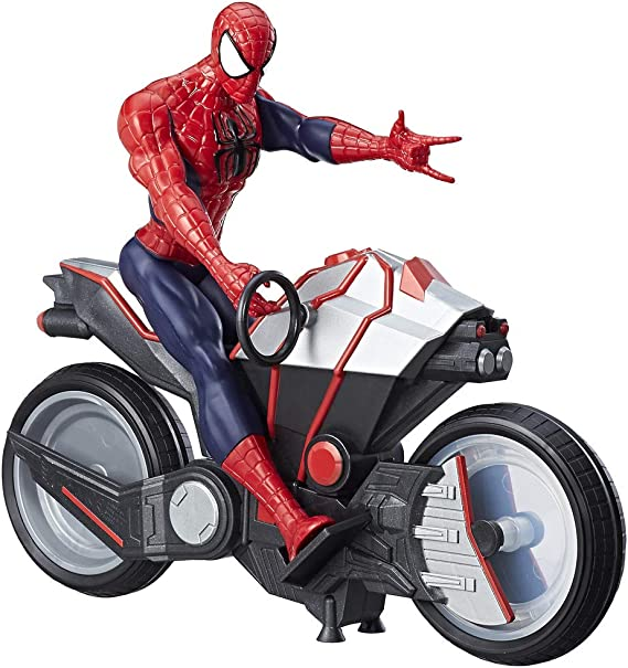 2015 Marvel Spider-Man Hasbro Titan Series 20-Inch Action Figure