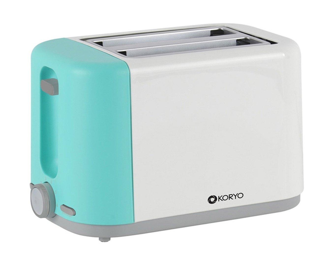 Koryo KPT1269BCB 2 Slice Pop up Toaster