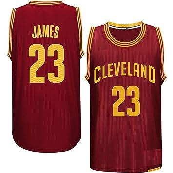new concept e1e40 43c9c NbCsport Authentic Men's Cleveland Cavaliers King 23 LeBron ...