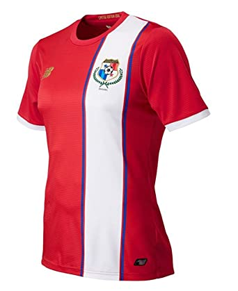 Amazon.com  New Balance Men s Soccer Panama Home Jersey  Sports   Outdoors fe0d6e36e14f