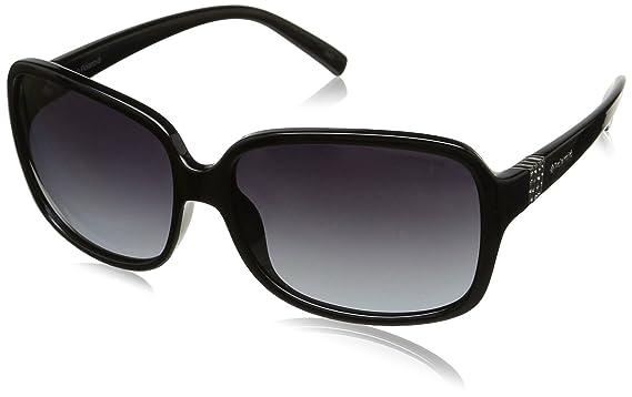 69d2be54d891 Amazon.com  Polaroid Sunglasses Women s Pld5006s Square