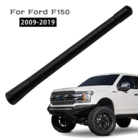 Ford Trucks 2016 >> Ksaauto Antenna Fits Ford F 150 2009 2010 2011 2012 2013 2014 2015 2016 2017 2018 2019 Trucks 7 Inches Antenna Mast Replacement Designed For