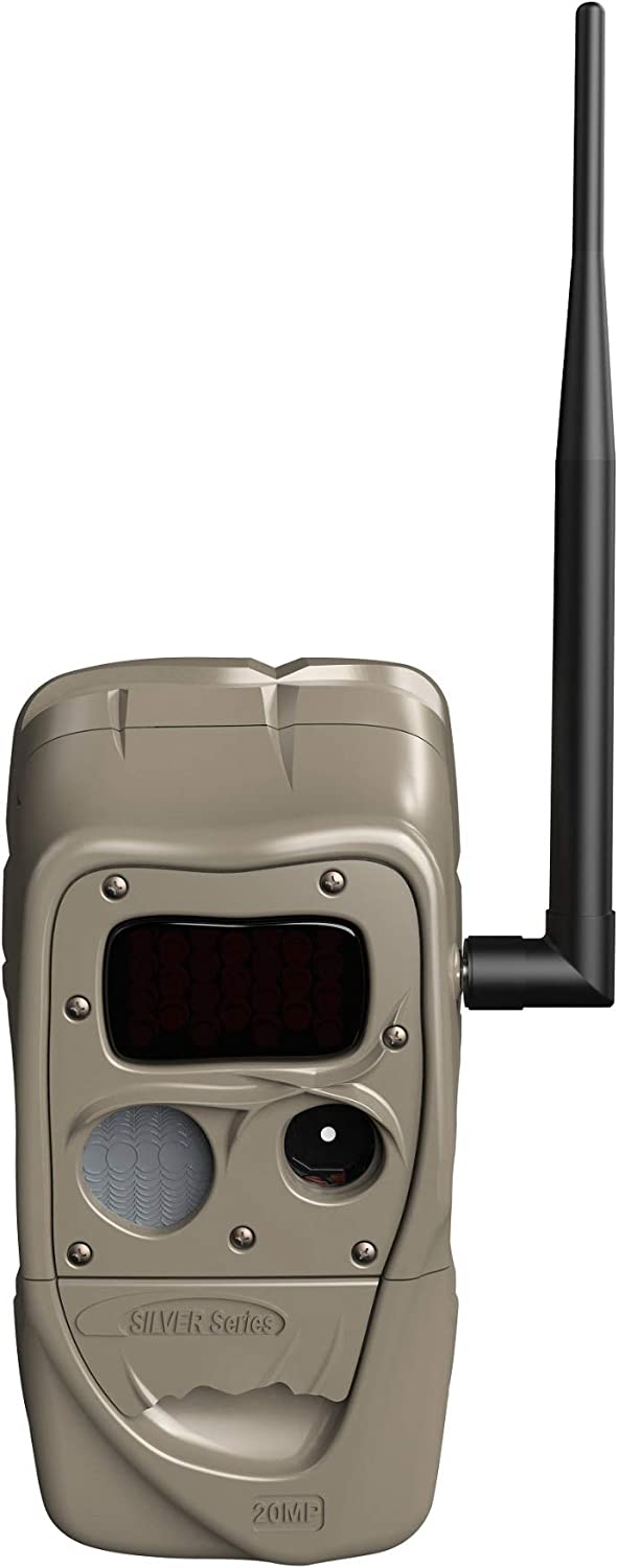 Cuddeback CuddeLink J Series Black Flash Camera J-1538