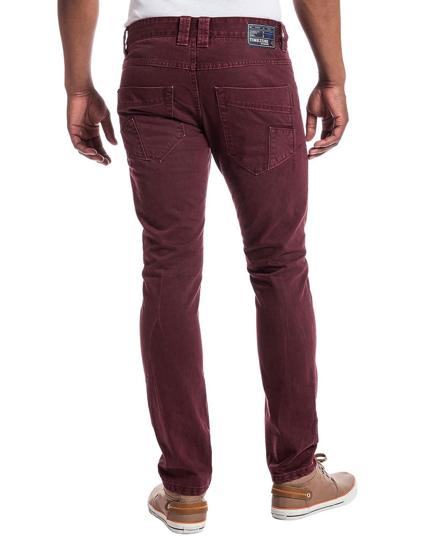 Mens EdoTZ 5-Pocket Pants Trousers Timezone shsemvU