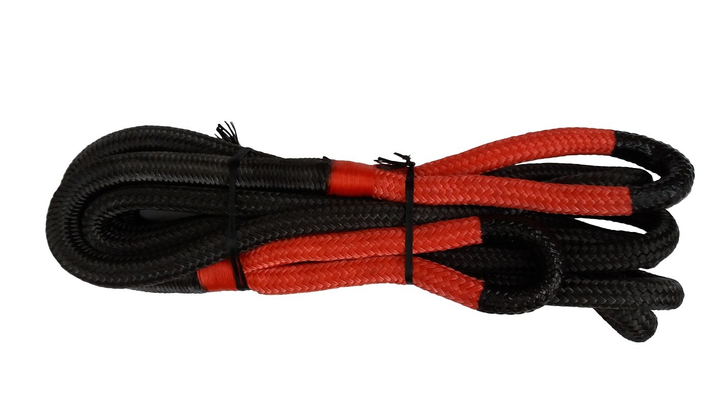 Recovery Energy Rope, Recovery Rope, Kinetic Recovery Rope, Double Braided Nylon Rope (3/4'*20ft) Double Braided Nylon Rope (3/4*20ft) best offroad store