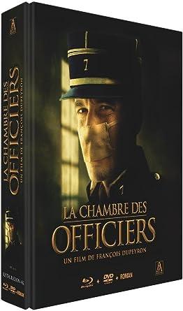 la chambre des officiers dition collector blu ray dvd livre