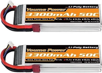 3S 11.1V 4500mAh 30C JST Plug LiPo Battery Pack RC BX Car Truggy Airplane Truck