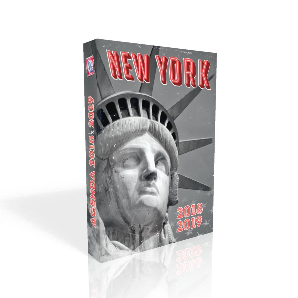 AGENDA SCOLAIRE 2018-2019 - NEW YORK POLYMARK