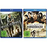 Blu-ray Set * Maze Runner - Teil 1+2