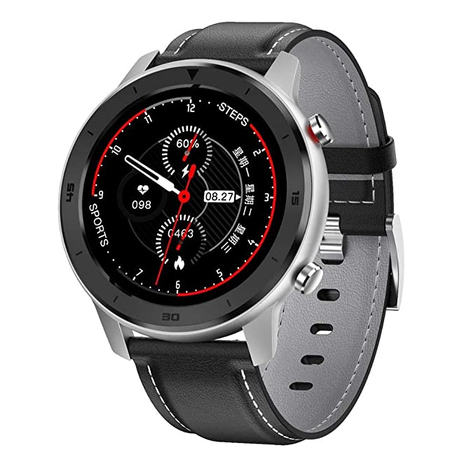 naack Bluetooth Smart Watch Pantalla táctil IP68 Impermeable ...