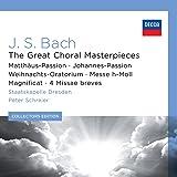 Bach: Great Choral Masterpieces (Decca Collectors Edition)