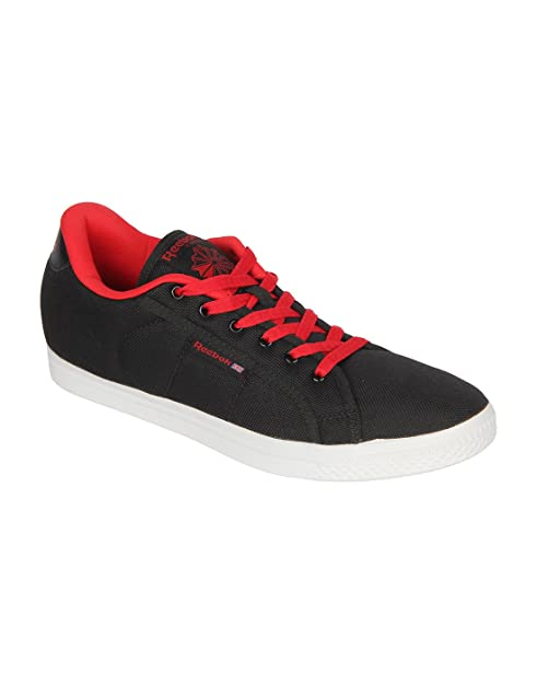 Reebok Classics Men s Black Red Running Shoes - 11 UK India (45.5 EU)(12  US)  Buy Online at Low Prices in India - Amazon.in 927c129e32b