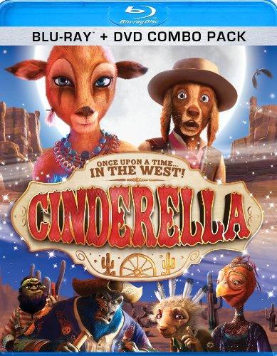 Cinderella (Blu-ray + DVD)