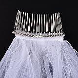 5 Pieces 20 Teeth Hair Clip Combs Metal Wire Hair