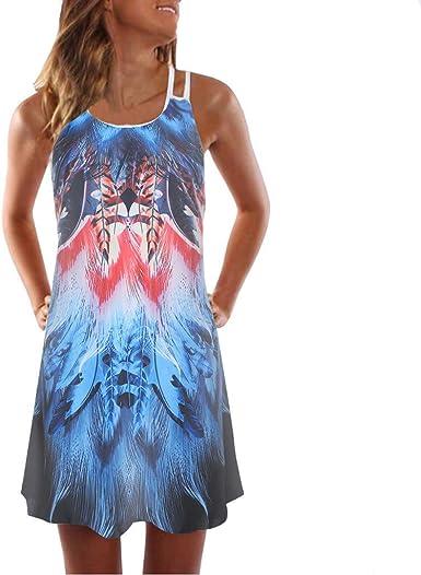 Women Sleeveless Boho Pink Summer Maxi Long Evening Party Dress Size 8,10,12,14