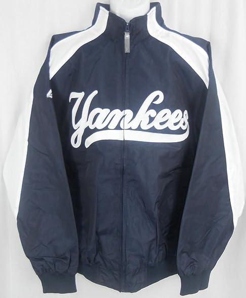 4f6e7b1260c ... purchase new york yankees mlb mens majestic navy textured full zip  jacket size 5xl 5xl 855b1