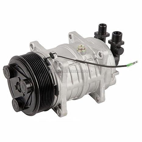 Marca nueva AC Compresor & a/c embrague sustituye seltec Valeo dieselkiki tama 46120 –