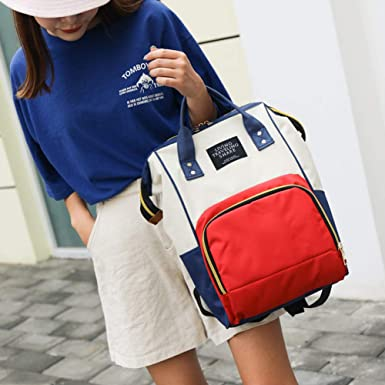 2931c7925ff Fashion Mummy Backpacks Oxford Big Backpacks for Mom Maternity Nappy ...