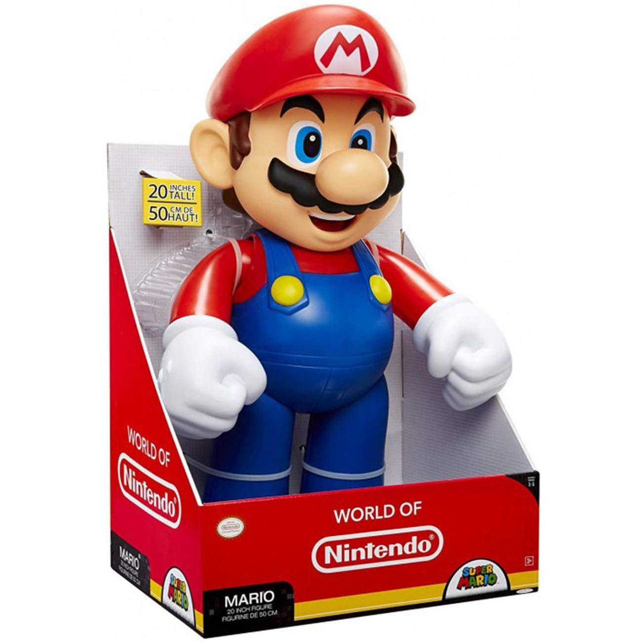 Sconosciuto Super Mario Bros Person 50 cm 78725