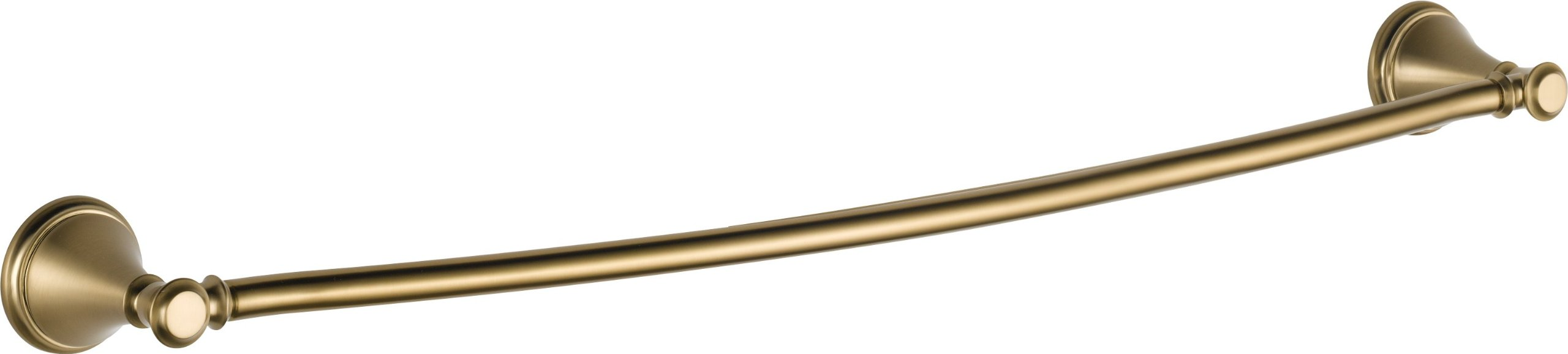 Delta Faucet 79730-CZ Cassidy 30-Inch Towel Bar Rack, Champagne Bronze