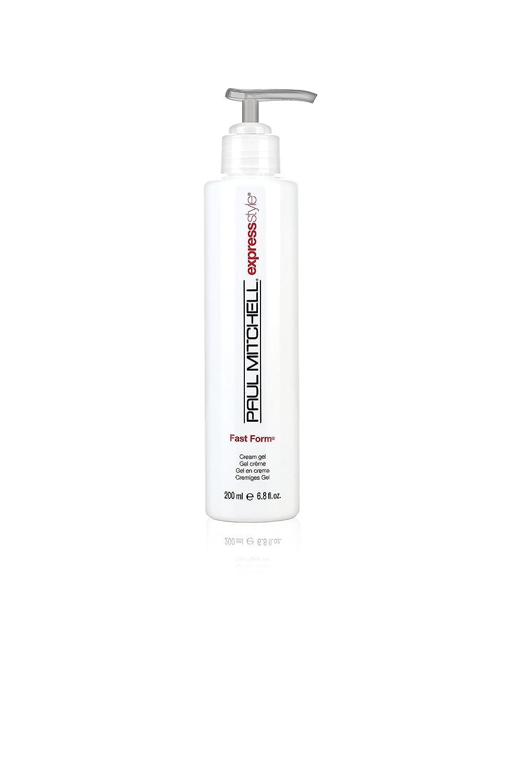 Amazon.com: Paul Mitchell Fast Form Cream Gel Unisex, 6.8 Ounce ...