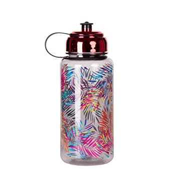 Amazon.com: Botella de agua deportiva gran capacidad 34oz ...