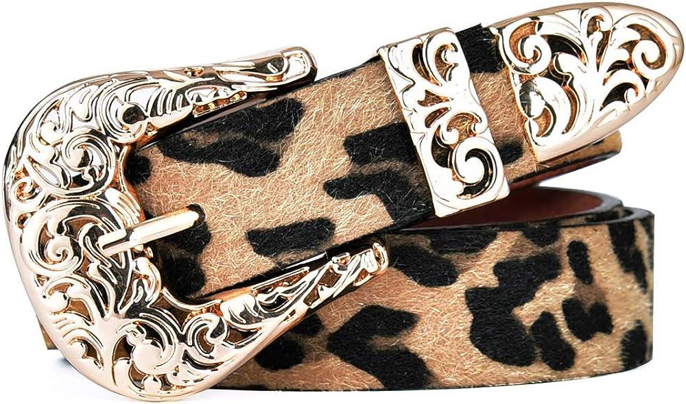 Talleffort Leopard Print...