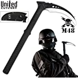 9001073 United Cutlery M48 Tactical Kama with Sheath