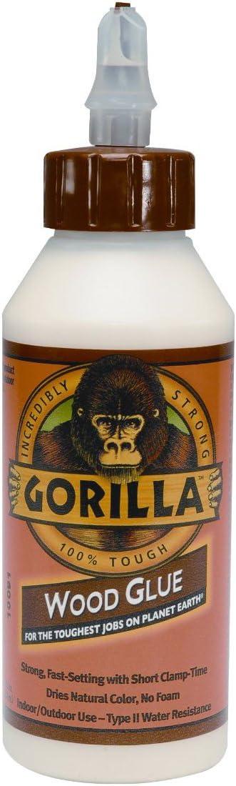 236ml Gorilla Waterproof Wood Glue