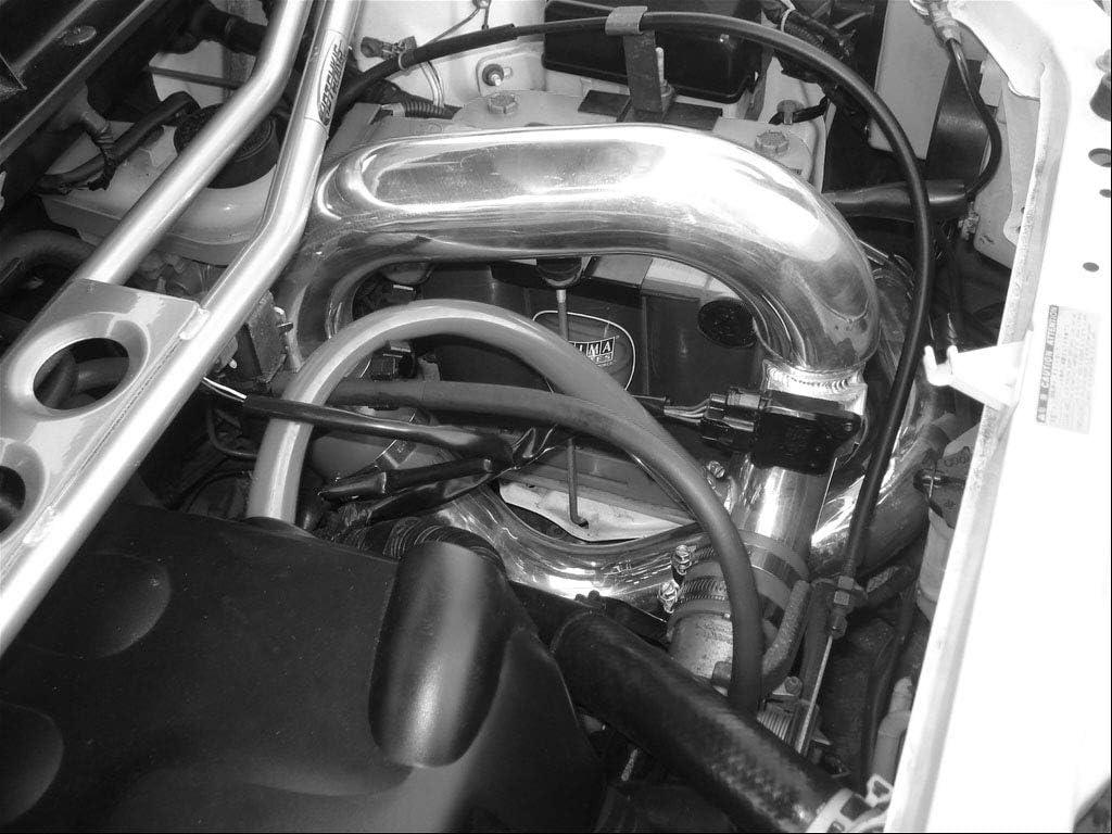 BLUE PERFORMANCE COLD AIR INTAKE KIT FOR 2004-2006 SCION xA xB 1.5 1.5L L4 ENGINE