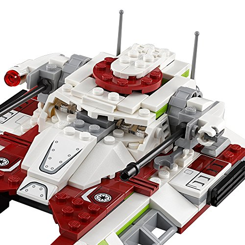 Review LEGO Star Wars Republic