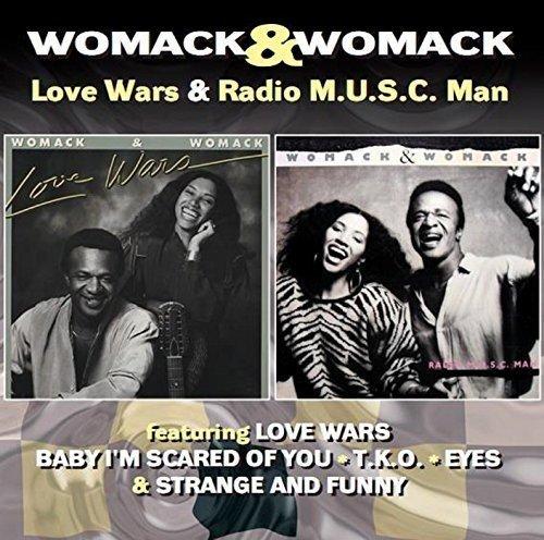 Womack &Amp; Womack - Love Wars / Radio M.u.s.c. Man - Zortam Music