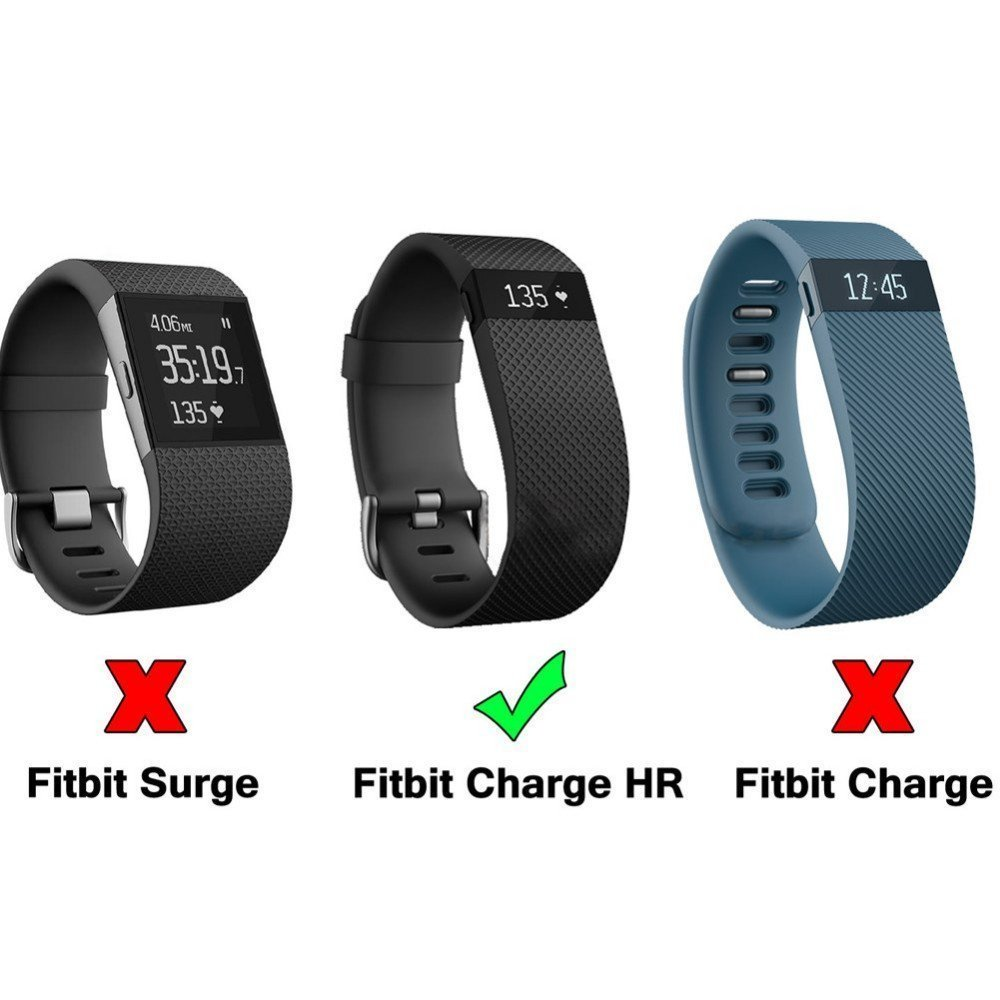 Fitbit Charge HR Cable, reemplazo Fitbit cargador USB cable ...