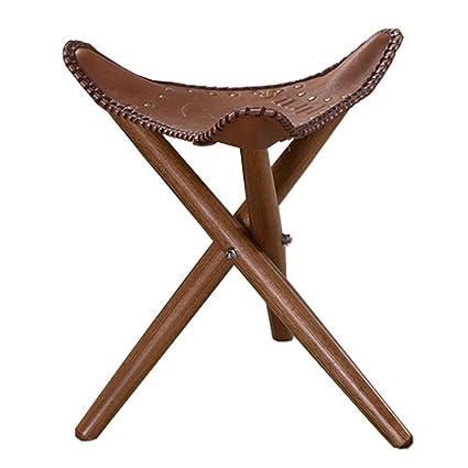 Amazon.com: zbhome Taburete de pesca silla camping plegable ...