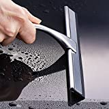 2PCS Professional Window Cleaning Equipment Window Squeegee Shower Squeegees Glass Cleaner Tool