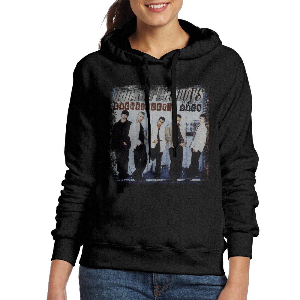 54116705e3c hot sale 2017 DETO Women s Backstreet Boys Hoodies Black - www ...