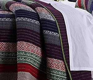 Marley Quilt Set by Greenland Home Fashions by Greenland Home Fashions