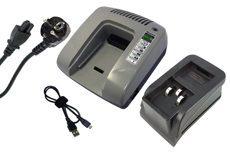 PowerSmart 7.2-18V Ladegerät für Festool CCD12ES CCD12MH CDD12FX TDD12MH